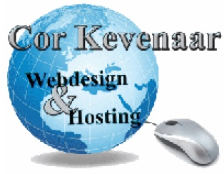 Cor Kevenaar Webdesign, Hosting & Webconcepts