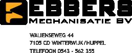 Ebbers Mechanisatiebedrijf